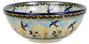 "6.75"" Bowl (Soaring Swallows)"