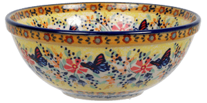 "6.75"" Bowl  (Butterfly Bliss)"