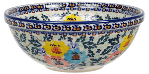 "6.75"" Bowl  (Brilliant Garland)"
