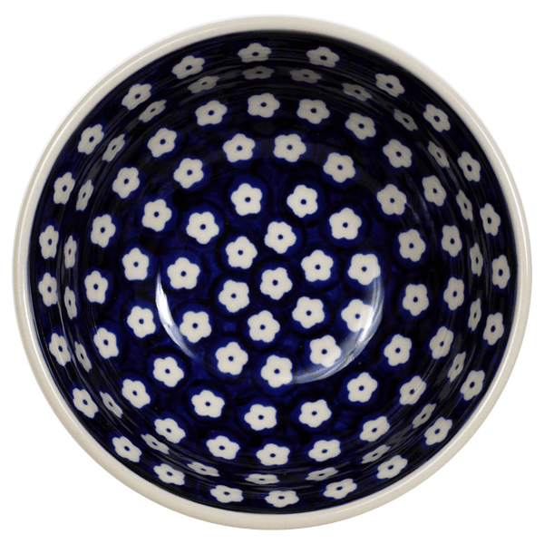 "6.75"" Bowl (Flower Dot)"