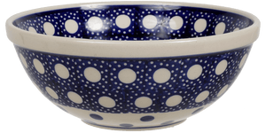 "6.75"" Bowl  (Polka Dot Party)"