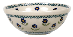 "6.75"" Bowl (Forget Me Not)"