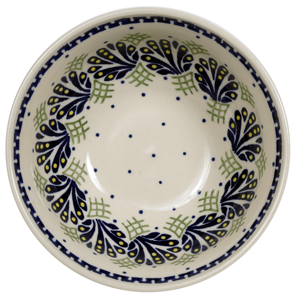 "6.75"" Bowl (Splash of Blue)"