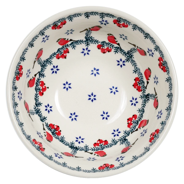 "6.75"" Bowl (Red Bird)"