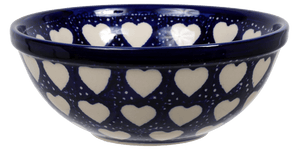 "6.75"" Bowl  (Sea of Hearts)"
