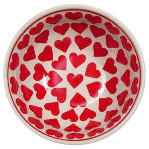 "6.75"" Bowl (Whole Hearted Red)"