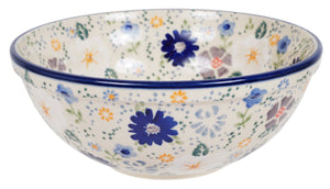 "6.75"" Bowl  (Scattered Petals)"
