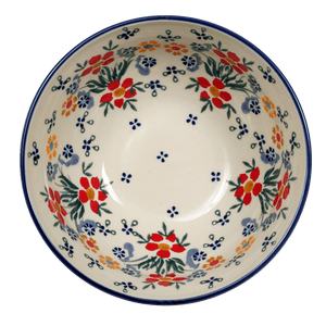 "6.75"" Bowl (Fresh Flowers)"