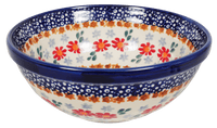 "6.75"" Bowl  (Red Daisy Daze)"