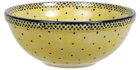 "6.75"" Bowl (Sunshine Blue Speckle) 