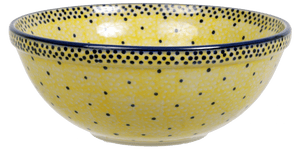 "6.75"" Bowl (Sunshine Blue Speckle)"