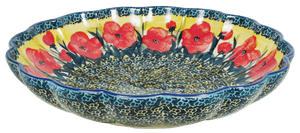 "11"" Blossom Bowls (Poppies in Bloom)"