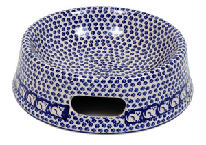 Large Dog Bowl (Kitty Cat Path)
