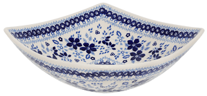 Medium Nut Dish (Duet in Blue)