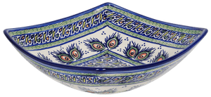 Medium Nut Dish (Peacock Eyes)