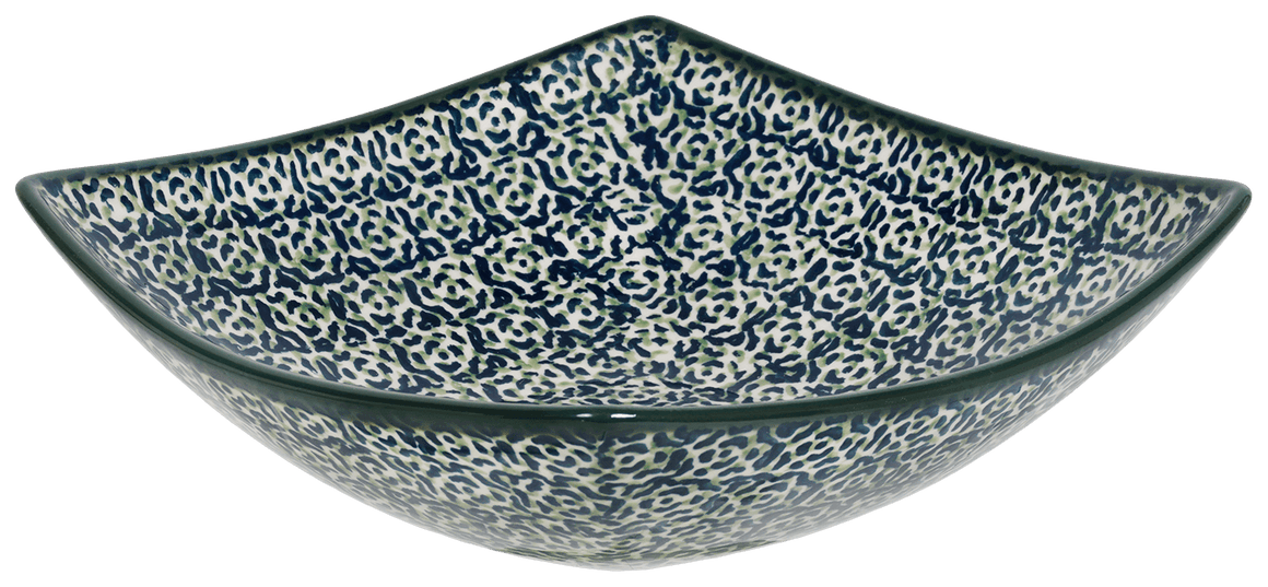Medium Nut Dish (Green Peace)
