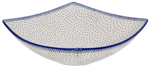Large Nut Dish (Misty Blue)