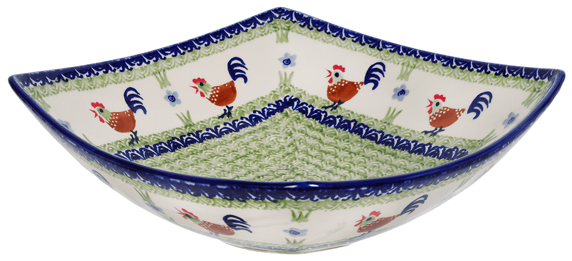 Large Nut Dish (Chicken Dance)