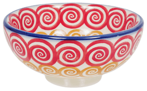 Dipping Bowl (Psychedelic Swirl)