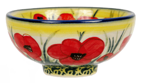 Dipping Bowl (Poppies in Bloom)