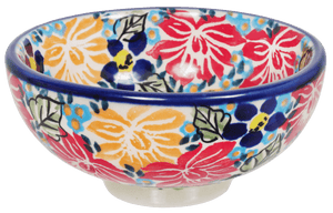 Dipping Bowl (Evening Bouquet)