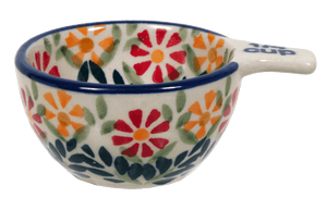 Measuring Cup - 1/4 Cup (Flower Power)