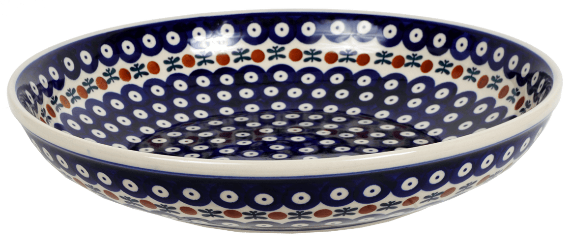 "11.75"" Shallow Salad Bowl (Mosquito)"