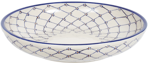 "11.75"" Shallow Salad Bowl (Enternet)"