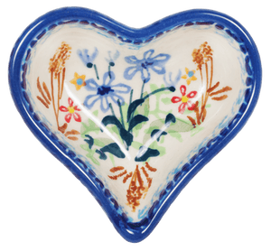 Tiny Heart Bowl (Pastel Garden)