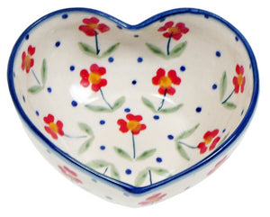 Small Heart Bowl (Simply Beautiful)