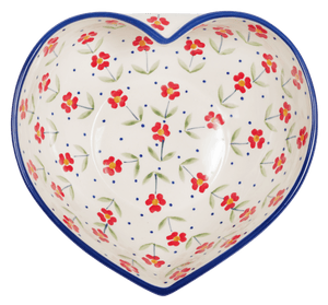 Large Heart Bowl (Simply Beautiful)