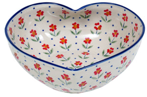 Extra Large Heart Bowl (Simply Beautiful)