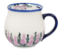 Large Belly Mug (Lavender in Bloom)