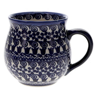 Large Belly Mug (Tulip Path)