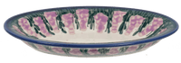 Small Oval Dish (Lavender in Bloom)