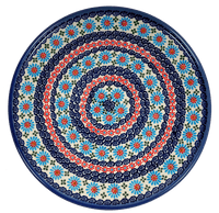 Pizza/Cake Plate (Daisy Waves)