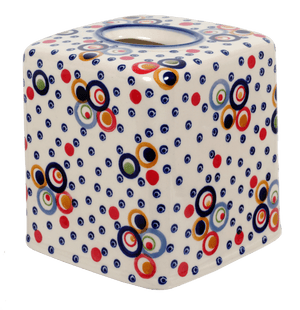 Tissue Box Cover (Bubble Machine)