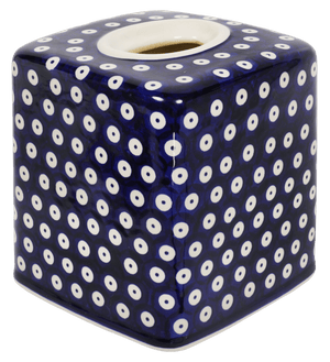 Tissue Box Cover (Dot to Dot)