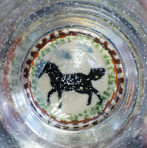 Beer Glass (Wild Horses)