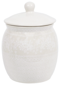 3 Liter Canister (Duet in Lace)