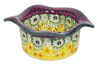 Wavy Baker/Dipping Bowl (Sunshine Grotto) | P129S-WK52