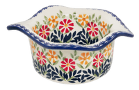 Wavy Baker/Dipping Bowl (Flower Power) | P129T-JS14
