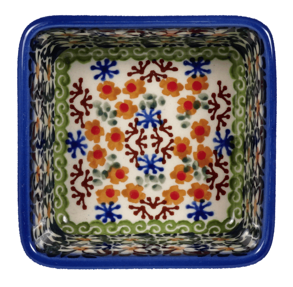 "3.5"" Square Baker (Irish Spring)"