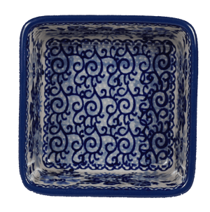 "3.5"" Square Baker (Blue Life)"
