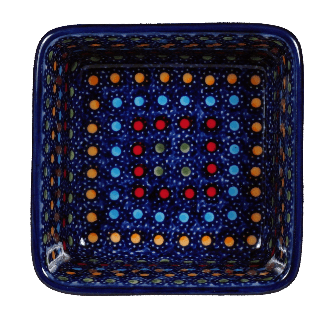 "3.5"" Square Baker (Neon Lights)"