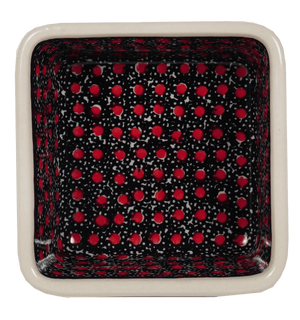 "3.5"" Square Baker (Scarlet Night)"