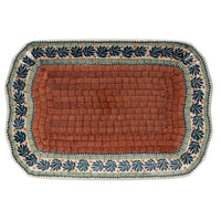 "11.5""x17"" Rectangular Platter (Jungle Fever)"