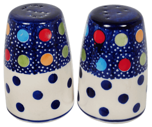 "3.75"" Salt and Pepper (Neon Dots)"