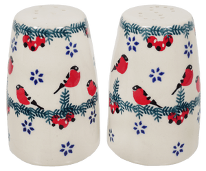 "3.75"" Salt and Pepper (Red Bird)"