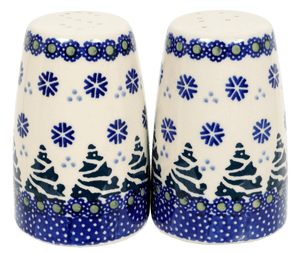 "3.75"" Salt and Pepper (Snowy Pines)"
